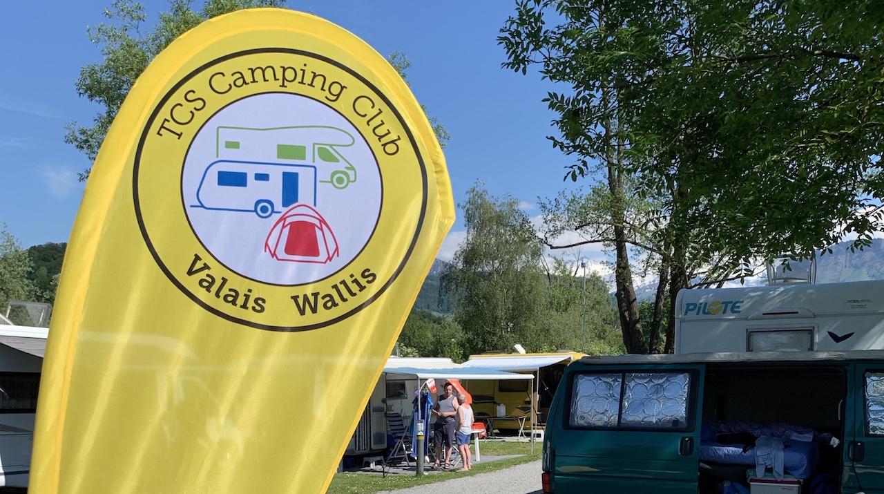 TCS Camping Club Valais